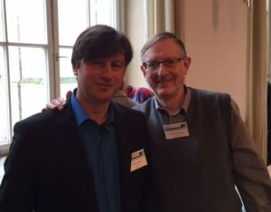 Richard Dawid and Graham