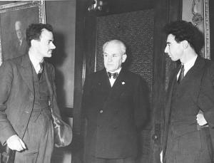 Dirac at Caltech