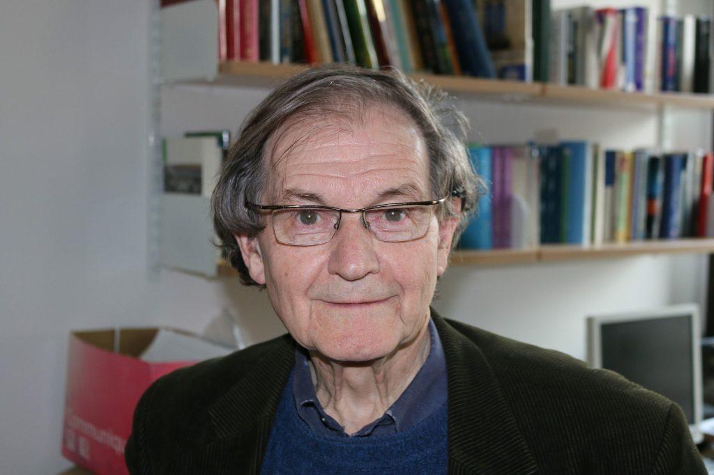 image of Roger Penrose